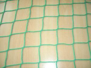 Jugendfussballnetz-Fussballtornetz-Tornetz-Jugendtor-5x2m-100-100-3mm-gruen