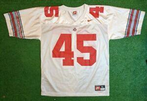 Vintage Ohio State Buckeyes #45 Archie Griffin Nike Football ...