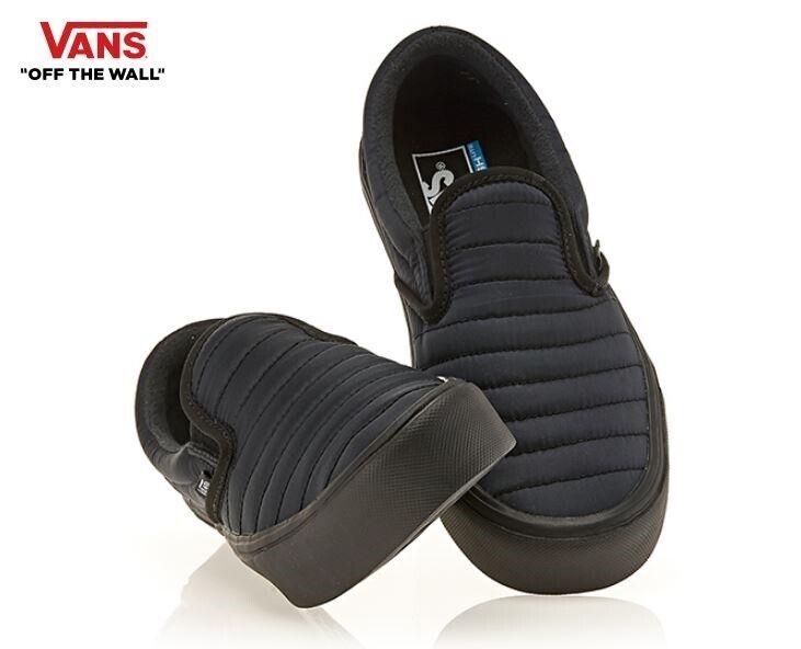 VANS slip on Lite Athletic Tenis de Moda Negro, Negro, Negro, zapatos para hombre VN0A2Z63UCZ 747e73
