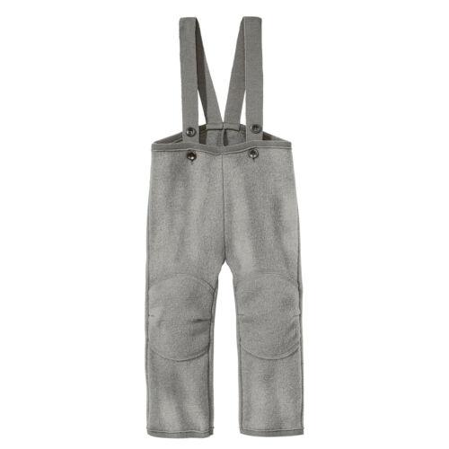 Disana Walkhose Walk-Trägerhose Bio Schurwolle Merino Wolle Kinder Hose Wollhose