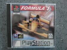 FIA Formula 1 World Championship - Genuine Playstation PS1 - Very good condition