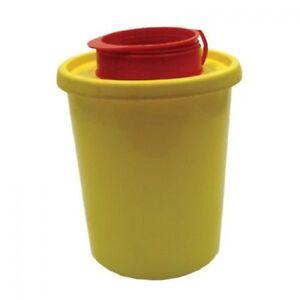 Kanülenabwurfbehälter 0,5 l Abwurfbehälter Kanülenbox