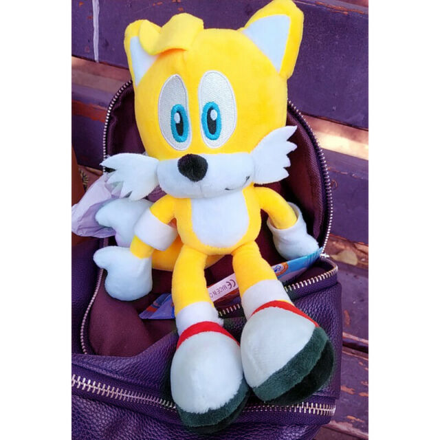 20 Inch Shadow Sonic The Hedgehog Stuffed Soft Plush Toy Doll Kids X Mas Gift For Sale Online Ebay