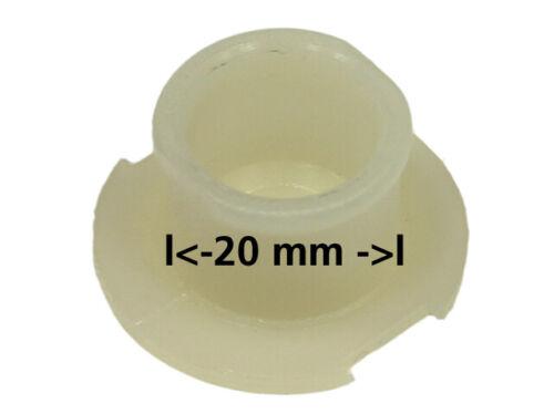 Stopfen für Vibrationsdämpfer passend für Stihl 038AV Super Magnum MS380 20mm