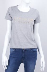 MARKUP-DONNA-T-SHIRT-GIRO-COLLO-IN-VISCOSA-CON-STAMPA-STRASS-DORATO-IN-3-COLORI