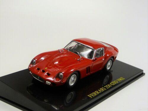 Ferrari 250 GTO 1962 IXO//Altaya//SpecialC.zur Auswahl Neu in OVP 1//43