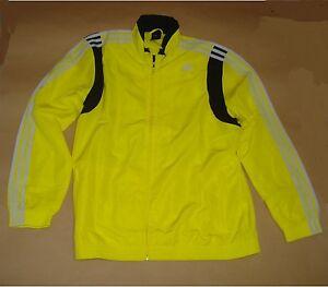 Adidas Climalite Survêtement Ab 7450 – Veste Et Pantalon – Neuf Avec étiquettes – Grand-afficher Le Titre D'origine
