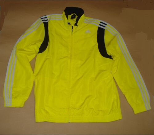 ADIDAS CLIMALITE TRACKSUIT AB 7450 – JACKET AND PANTS – NEW WITH TAGS – LARGE