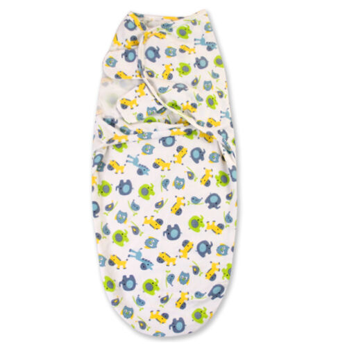 BDBF Toddler Blanket Wrap Swaddle Wrap Secure Cover Safe Bedding Baby Care