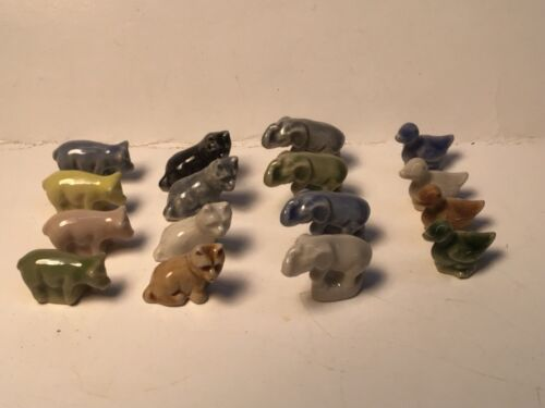 16 Wades Terrier Elephant Free Postage /& Duck Lil Bits MINT Wade PIg