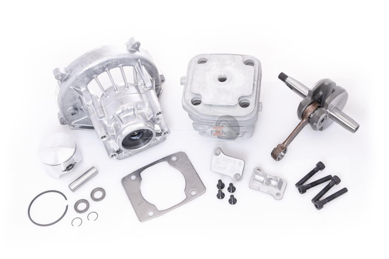ESP COMPLETO 34.02cc  G340RC  Kit di aggiornamento per G320RC modificati/RACE elaborato