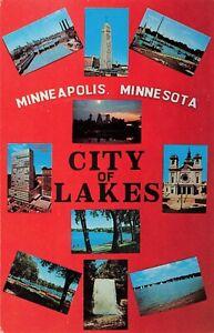 Postcard-City-of-Lakes-Minneapolis-Minnesota