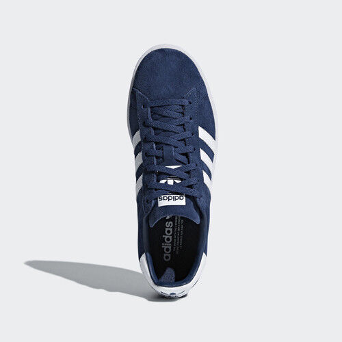 Women Adidas DB1019 Campus Running shoes bluee white sneakers