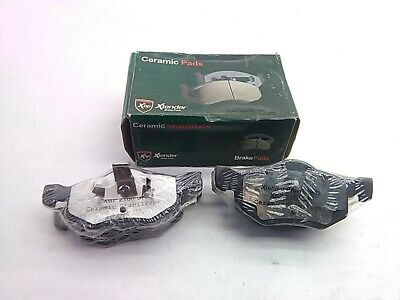 BRAND NEW SEI FRONT BRAKE PADS 100.08670 D867 FITS VEHICLES LISTED ON CHART