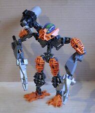Lego 8687 Bionicle Karda Nui Phantoka Pohatu Nuva robot complet + notice de 2008