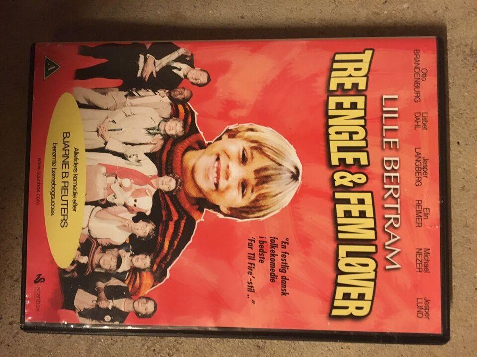 Lille Bertram, DVD, familiefilm