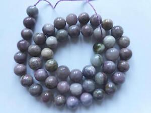 150 Ct Rare Gem Qualité Tourmaline Plain Round Beads String T102-afficher Le Titre D'origine Frissons Et Douleurs