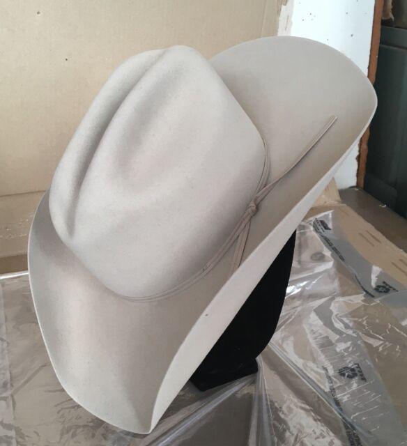 Stetson Cowboy Hat 6 3 4 D4 Ranch Tan Sf0575d440 Cowb R for sale ... 721049eac9fc