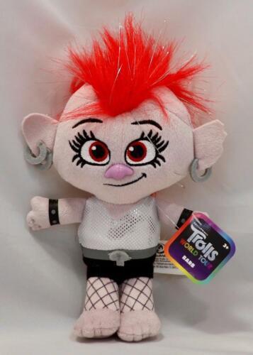 "Trolls World Tour Movie Queen Barb Plush Doll  9/"" Plush Stuffed Animal Figure"