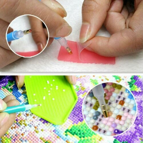 Wolf Dreamcatcher Full Drill DIY 5D Diamond Painting Kit Embroidery Decors Gifts