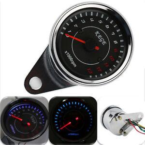 Night Light Tachometer For Yamaha Virago 250 500 535 700 750 920 1100