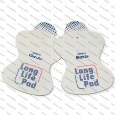 2 x Electrode Replacement Pads for OMRON Massager ElectroTHERAPY Elepuls PMLLPAD