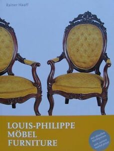 LIVRE-MOBILIER-LOUIS-PHILIPPE-FURNITURE-commode-secretair-sofa-canape