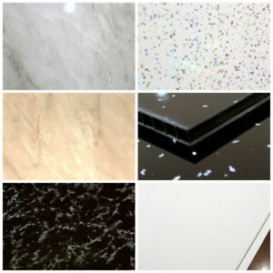Das Bild Wird Geladen Dusche Platten 1000mm Breit PVC Nass Wandpaneele 1x2