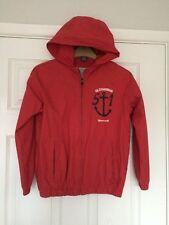 Boys Red Zara Kids Jacket Coat 7-8 Yrs ⭐️Good Condition⭐️