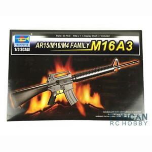 Trumpeter 01916-1:3 AR15//M16//M4 Family-M4 S.I.R Neu