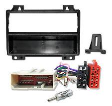 FORD Fiesta MK6, Fusion Radio Einbau Set Adapter Radio Blende Kabel