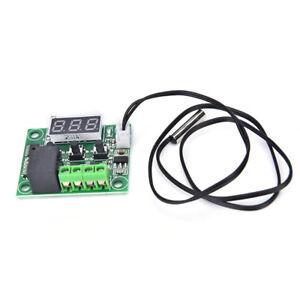 DC 12V Digital LED Thermostat Temperature Control Switch Module XH-W1209 **