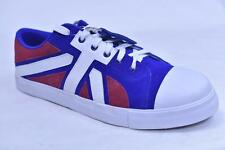 TUK II RED WHITE BLUE UNION JACK SUEDE SNEAKERS RARE NEW OLD STOCK UNISEX 5 7
