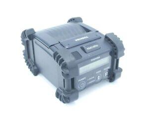 TOSHIBA TEC Portable Thermal Label Printer B-EP2DL-GH32-QM-R Bluetooth - Y96