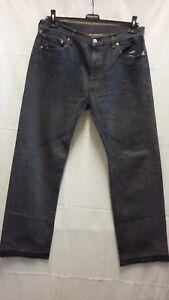 jeans-uomo-Levi-039-s-501-taglia-W-26-L-34