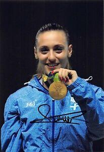 Anna Korakaki - GRE - Olympia 2016 - Schießen - GOLD - Foto - sig (3)