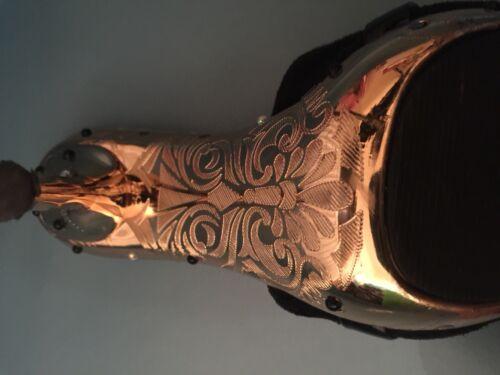 sandaler hælte og Sorte forgylte Sorte og 1UPawW