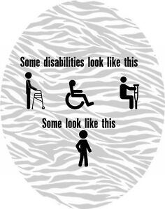 T-Shirt-Some-Disabilities