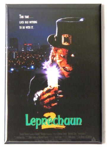 Details about  /Leprechaun 2 FRIDGE MAGNET movie poster