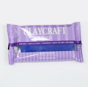 DECO Clay Craft (Type Soft Clay Color BLUE) 55g