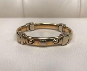Italian-Baraka-53gr-18K-Gold-Men-Bracelet