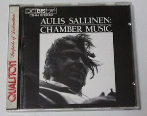 Sallinen-Chamber-Music-Various-Artist-CD-Sep-1994-BIS-Sweden