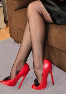 NEW-Classic-Look-100-Nylon-Stockings-X-Long-11-034-foot