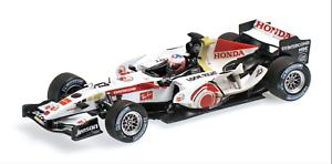 distribución global 1 43 Honda RA106 Button Hungaroring Hungaroring Hungaroring 2006 1 43 • Minichamps 400060412  promociones emocionantes