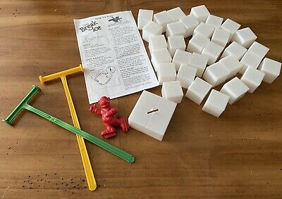 U-PICK 1999 Don/'t Break the Ice replacement parts pieces mallet ice cubes bear