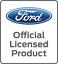 thumbnail 4 - Seat Belt Pads - Mustang Tri-Bar Logo in Red * Worldwide Shipping & FREE To USA