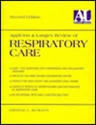 Appleton and Lange's Review of Respiratory Care Paperback Crystal Dunlevy
