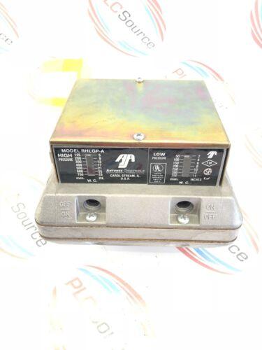 ANTUNES CONTROLS RHLGP-un interruptor de presión