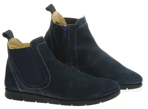 065 Bleu 7058 Darkwood Bottines W 5vw4RI