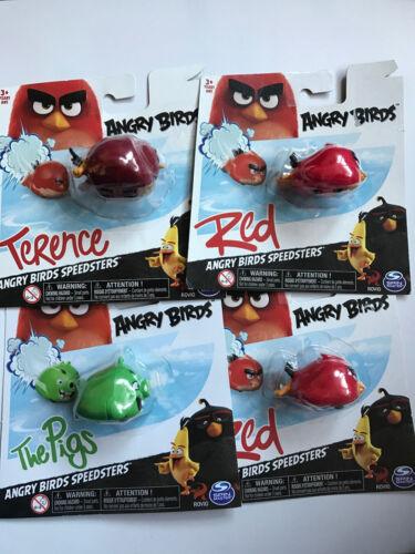 Angry Birds Film Speedster figura di scegliere il tuo Figura Nuovo di Zecca